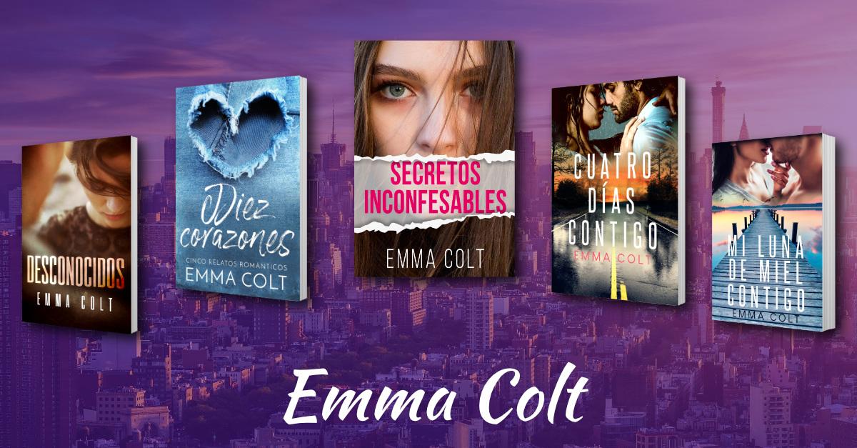 Página web de Emma Colt